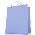 Coussin etoile bleu foncé